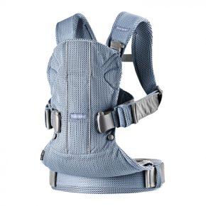 Рюкзак ONE, Mesh, Серо-голубой